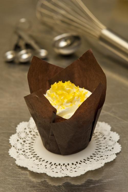 Lemon Pie Cupcake