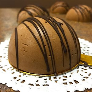 Chocolate Truffle Mousse