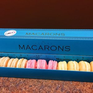 French Macarons Box