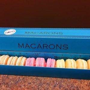 French Macarons Box