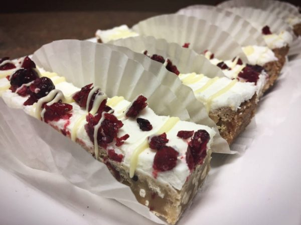 Image of Cranberry Bliss Bars