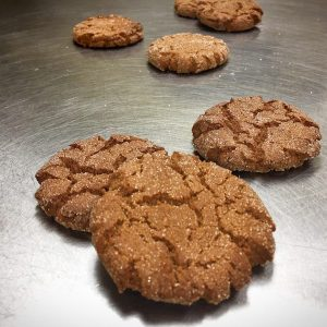 Image of Gingersnap Cookies