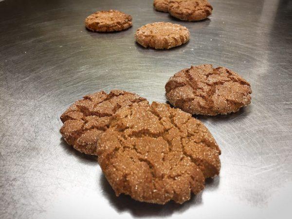Image of Gingersnap Cookies