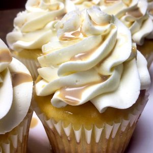 Image of Bailey's Cheesecake Cupcake