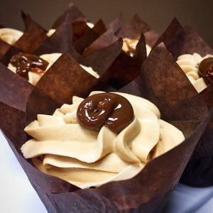 Image of Dulce de Leche cupcake