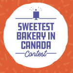 Sweetest Bakery In Canada Contest Logo
