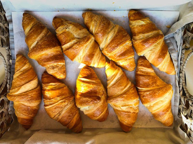 Image of croissants
