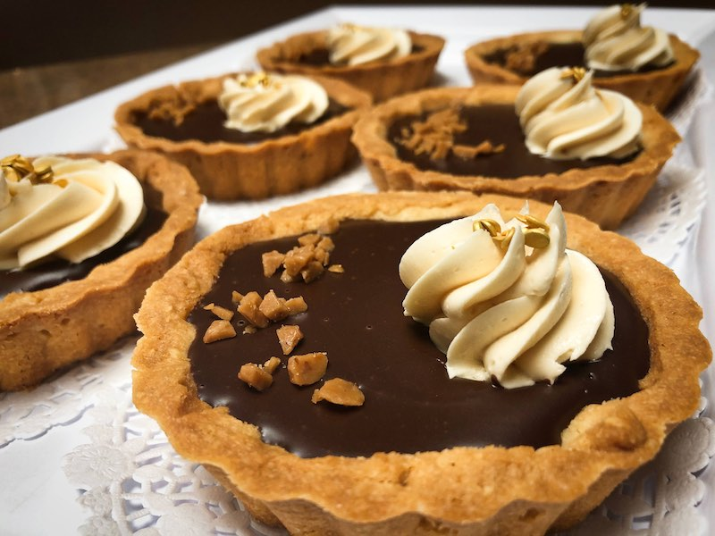 Image of Chocolate Caramel Tart