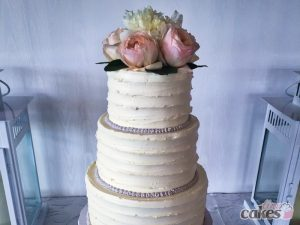 image of tiered cake for gallery