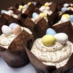 image of Egg Hunt cupcake