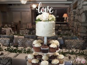 image of cupcake tower for gallery