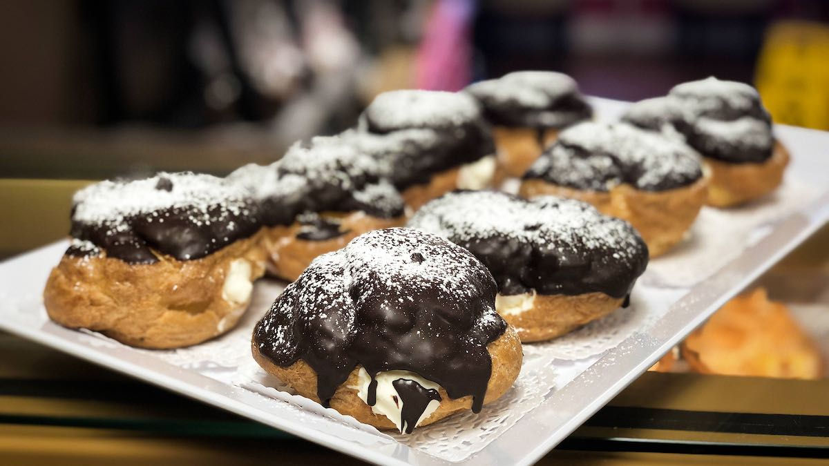 image of Cream Puffs