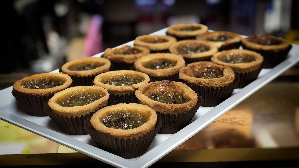 image of Raisin Butter Tarts