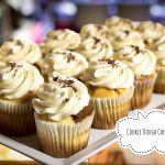 image of Cookie Dough Cheesecake cupcakes