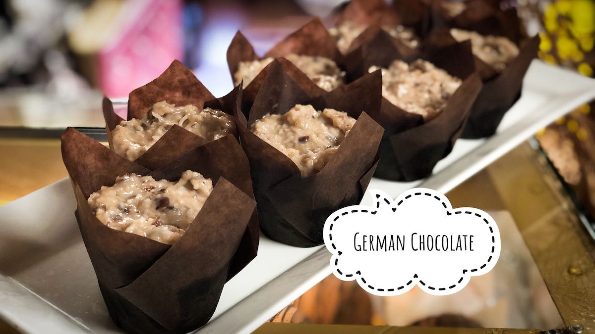 image of German Chocolate