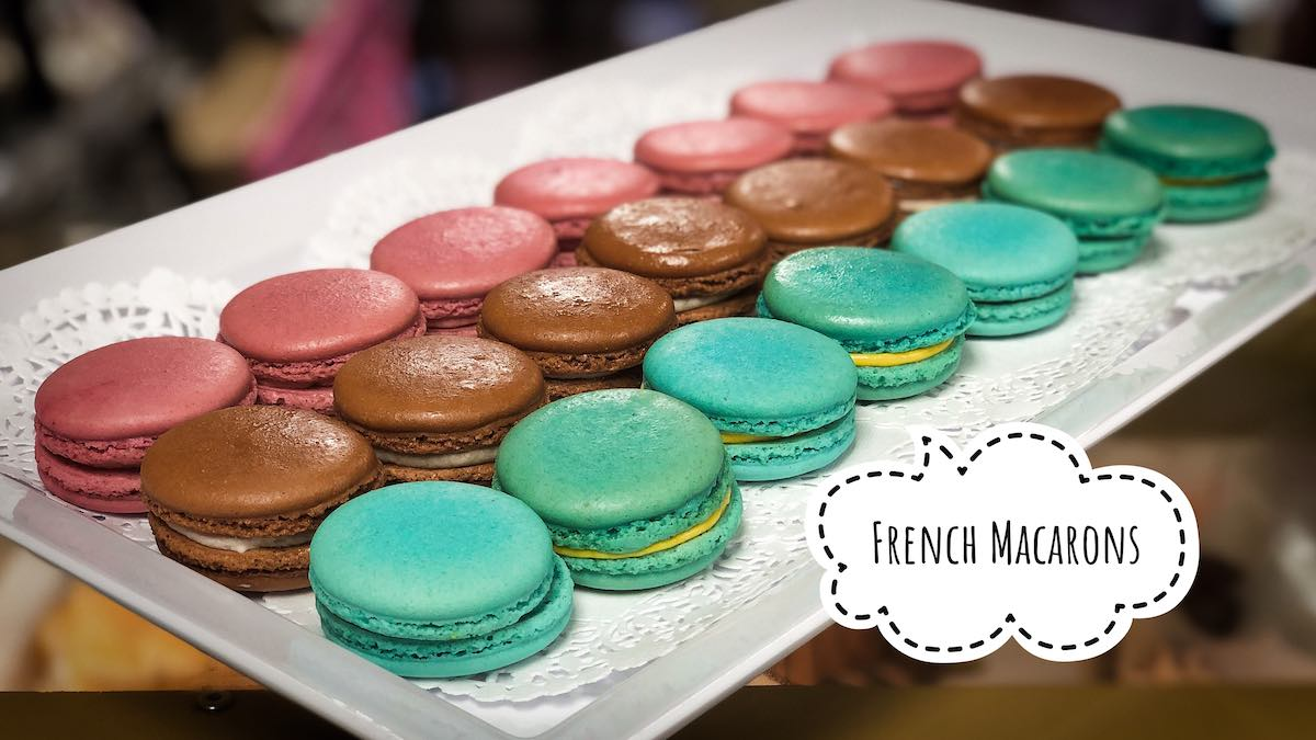 image of French Macarons