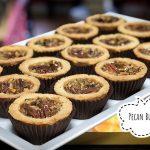 image of Pecan Butter Tarts