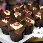image of Cherry Cheesecake Cupcakes
