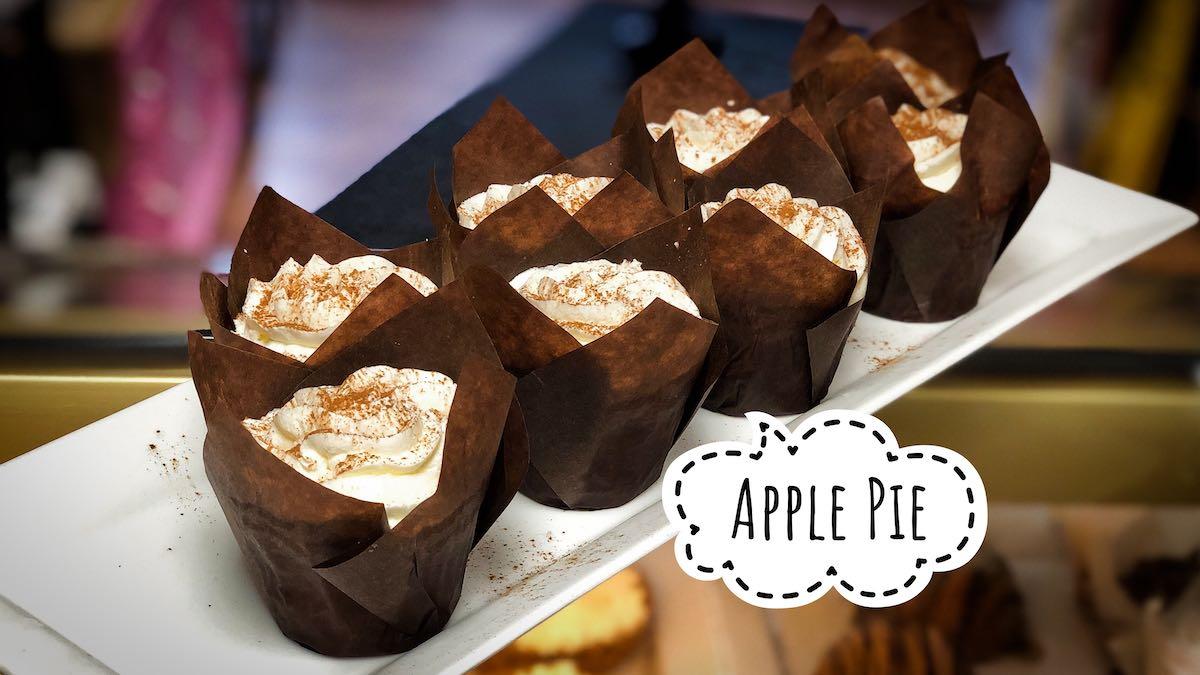 image of Apple Pie cupcakes
