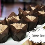 image of German Chocolate cupcakes