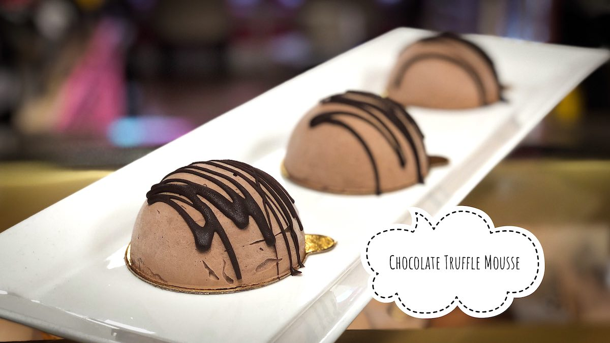 image of Chocolate Truffle Mousse