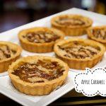 image of Apple Caramel Tarts