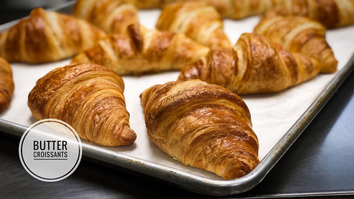 image of Butter Croissants