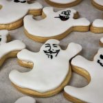 image of Ghost Sugar Cookies