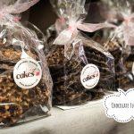 image of Chocolate Florentines