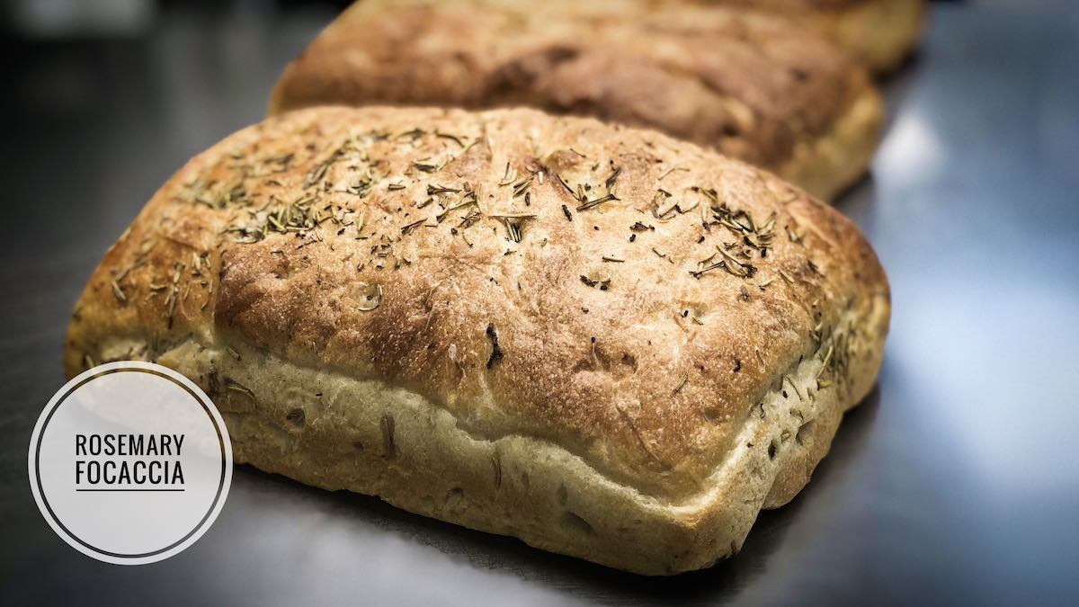 image of Rosemary Focaccia