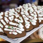 image of Gingerbread Tree Cookies