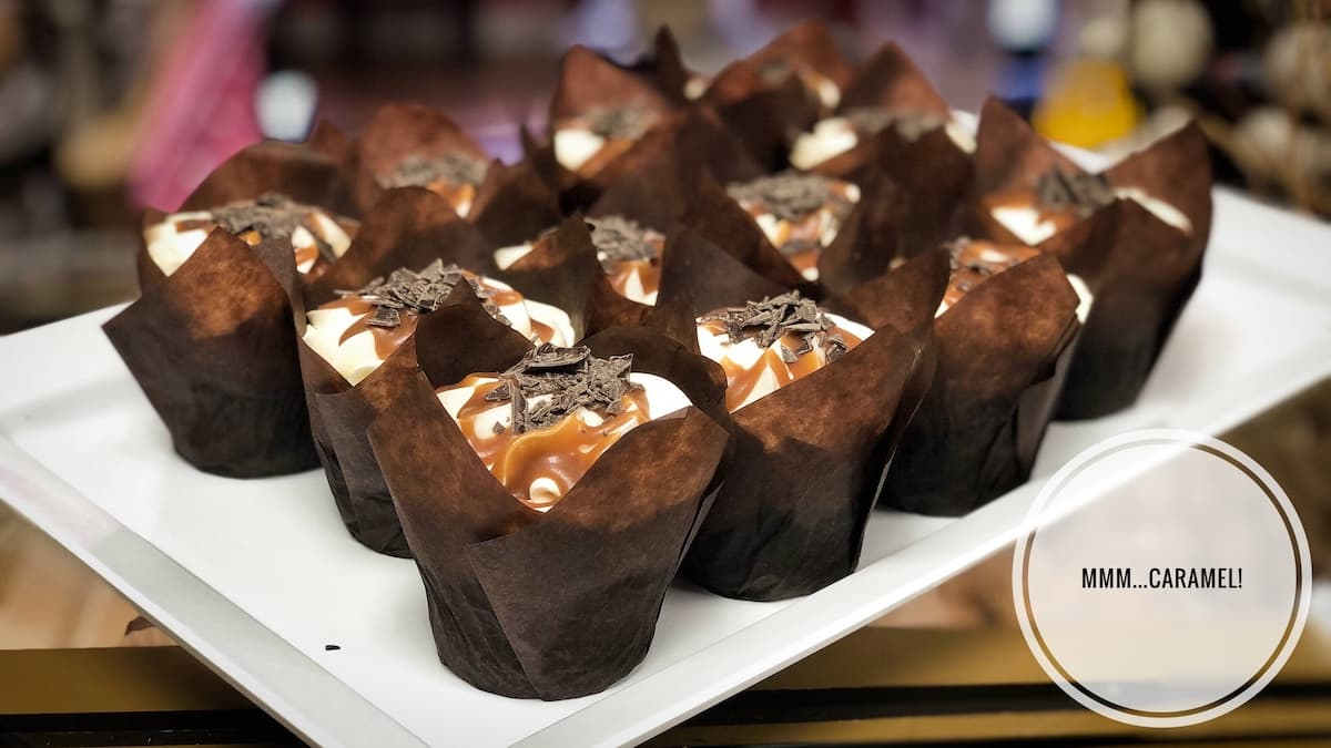 image of Mmm...Caramel! cupcakes