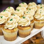 image of Bailey's Cheesecake cupcakes