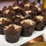 image of Chocolate Hazelnut cupcakes