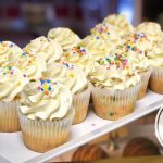image of Birthday Cake cupcakes