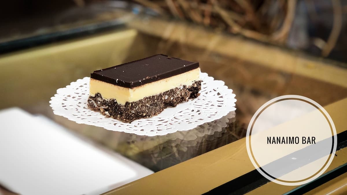 image of Nanaimo Bar