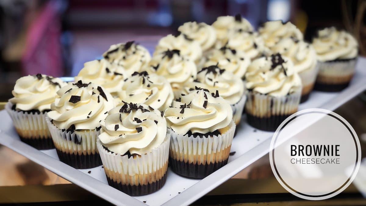 image of Brownie Cheesecake